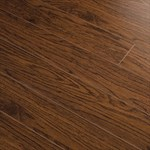 Tarkett Trends:  Soft Handscraped Dark 10mm Laminate 188844