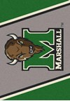 Milliken College Team Spirit (NCAA) Marshall 44359 Spirit Rectangle (4000019162) 5'4