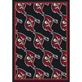 Milliken NFL Team Repeat (NFL-R) Tampa Bay Buccaneers 09089 Repeat Rectangle (4000096044) 10