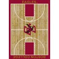 Milliken College Home Court (NCAA) Boston College 01043 Court Rectangle (4000018283) 3