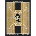 Milliken College Home Court (NCAA) Colorado 01063 Court Rectangle (4000018287) 3