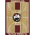Milliken College Home Court (NCAA) Florida State 01514 Court Rectangle (4000018445) 5