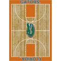 Milliken College Home Court (NCAA) Florida 01500 Court Rectangle (4000018442) 5
