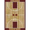 Milliken College Home Court (NCAA) Iowa State 01111 Court Rectangle (4000018381) 5