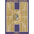Milliken College Home Court (NCAA) LSU 01152 Court Rectangle (4000018388) 5