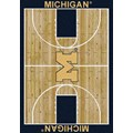 Milliken College Home Court (NCAA) Michigan 01160 Court Rectangle (4000018478) 7