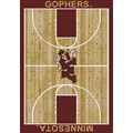 Milliken College Home Court (NCAA) Minnesota 01185 Court Rectangle (4000018396) 5