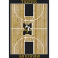 Milliken College Home Court (NCAA) Missouri 01200 Court Rectangle (4000018314) 3