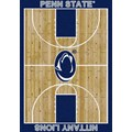Milliken College Home Court (NCAA) Penn State 01300 Court Rectangle (4000018410) 5