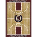 Milliken College Home Court (NCAA) South Carolina 01350 Court Rectangle (4000018329) 3