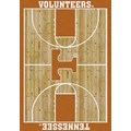 Milliken College Home Court (NCAA) Tennessee 01400 Court Rectangle (4000018424) 5