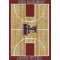 Milliken College Home Court (NCAA) Texas Tech 01440 Court Rectangle (4000018428) 5