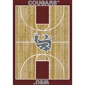 Milliken College Home Court (NCAA) Washington State 01466 Court Rectangle (4000018438) 5