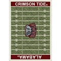 Milliken College Home Field (NCAA) Alabama 01010 Home Field Rectangle (4000018606) 7