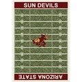 Milliken College Home Field (NCAA) Arizona State 01014 Home Field Rectangle (4000018536) 5