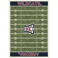 Milliken College Home Field (NCAA) Arizona 01012 Home Field Rectangle (4000018607) 7