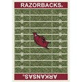 Milliken College Home Field (NCAA) Arkansas 01020 Home Field Rectangle (4000018537) 5