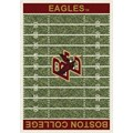 Milliken College Home Field (NCAA) Boston College 01043 Home Field Rectangle (4000018611) 7