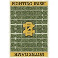Milliken College Home Field (NCAA) Notre Dame 01260 Home Field Rectangle (4000018572) 5
