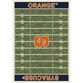 Milliken College Home Field (NCAA) Syracuse 01396 Home Field Rectangle (4000018657) 7