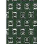 "Milliken College Repeating (NCAA) Hawaii 01105 Repeat Rectangle (4000096194) 10'9"" x 13'2"" Area Rug"