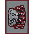 Milliken College Team Spirit (NCAA) Alabama 74166 Spirit Rectangle (4000019428) 2