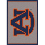 "Milliken College Team Spirit (NCAA) Auburn 74752 Spirit Rectangle (4000019255) 5'4"" x 7'8"" Area Rug"