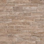 "Daltile Season Wood: Redwood Grove 24"" x 48"" Porcelain Tile SW04-24481P"
