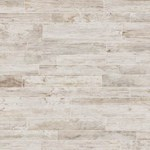 "Daltile Season Wood: Snow Pine 6"" x 48"" Porcelain Tile SW05-6481P"