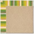 Capel Rugs Creative Concepts Cane Wicker - Kalani Fresco (239) Octagon 12