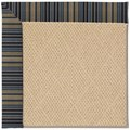 Capel Rugs Creative Concepts Cane Wicker - Vera Cruz Ocean (445) Octagon 12