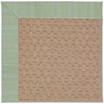 Capel Rugs Creative Concepts Grassy Mountain - Vierra Spa (217) Octagon 4' x 4' Area Rug
