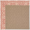 Capel Rugs Creative Concepts Grassy Mountain - Imogen Cherry (520) Octagon 4