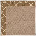 Capel Rugs Creative Concepts Grassy Mountain - Arden Chocolate (746) Octagon 4