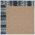 Capel Rugs Creative Concepts Grassy Mountain - Java Journey Indigo (460) Octagon 6