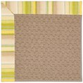 Capel Rugs Creative Concepts Grassy Mountain - Kalani Coconut (615) Octagon 6