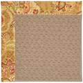 Capel Rugs Creative Concepts Grassy Mountain - Tuscan Vine Adobe (830) Octagon 6