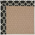 Capel Rugs Creative Concepts Grassy Mountain - Arden Black (346) Octagon 8