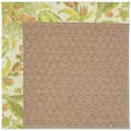 Capel Rugs Creative Concepts Grassy Mountain - Cayo Vista Mojito (215) Octagon 10