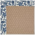 Capel Rugs Creative Concepts Grassy Mountain - Batik Indigo (415) Octagon 10
