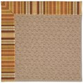 Capel Rugs Creative Concepts Grassy Mountain - Vera Cruz Samba (735) Octagon 10