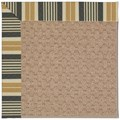 Capel Rugs Creative Concepts Grassy Mountain - Long Hill Ebony (340) Octagon 12