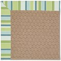 Capel Rugs Creative Concepts Grassy Mountain - Capri Stripe Breeze (430) Runner 2