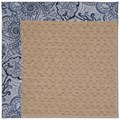 Capel Rugs Creative Concepts Grassy Mountain - Paddock Shawl Indigo (475) Runner 2