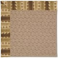 Capel Rugs Creative Concepts Grassy Mountain - Java Journey Chestnut (750) Rectangle 3