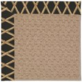 Capel Rugs Creative Concepts Grassy Mountain - Bamboo Coal (356) Rectangle 4