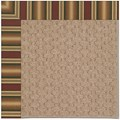 Capel Rugs Creative Concepts Grassy Mountain - Weston Ginger (720) Rectangle 7