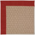 Capel Rugs Creative Concepts Grassy Mountain - Canvas Cherry (537) Rectangle 8