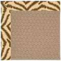 Capel Rugs Creative Concepts Grassy Mountain - Couture King Chestnut (756) Rectangle 8