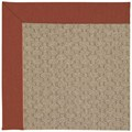 Capel Rugs Creative Concepts Grassy Mountain - Canvas Brick (850) Rectangle 8